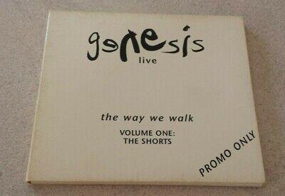 Genesis Live: The Way We Walk, Vol. 1 The Shorts PROMO