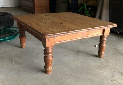 Wooden Coffee Table Coffee Tables Gumtree Australia Manly Area - Manly coffee table
