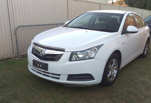 holden cruze 2010  white colour excellent condition auto Banyo Brisbane North East Preview