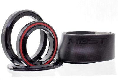 "FSA VISION TECH AERO Headset Spacer 40mm 1 1//8/"" Alloy Triathlon TT Road Bike NEW"
