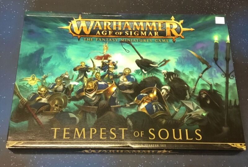 Games Workshop Age of Sigmar Tempest of Souls (New and Sealed)