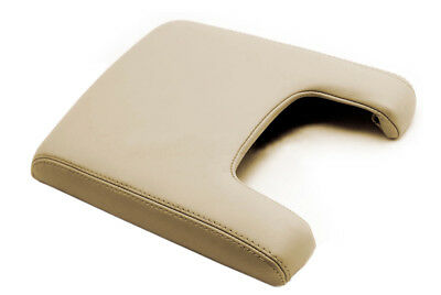 Armrest Center Console Lid Cover Leather Synthetic For Acura TL 09-14 Beige