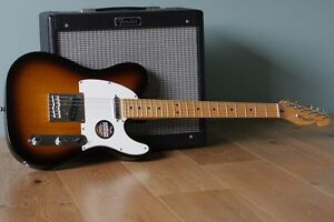 Fender Telecaster.  Pretty much like new. Armidale Armidale City Preview
