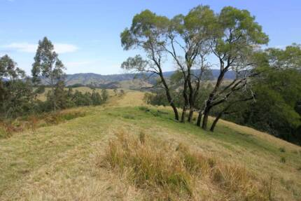 555 acres of rolling hills in Hunter region NSW