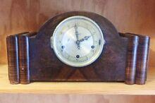 Vintage antique Art Deco mantle clock Brunswick Moreland Area Preview