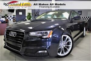 2015 Audi A5 2.0T Komfort A5 S LINE!! LEATHER TAN INTERIOR!!...