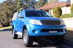 2005 Hilux SR5 V6 Dual Cab Dural Hornsby Area Preview