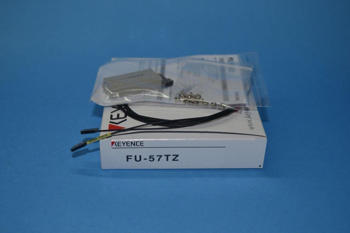ONE NEW IN BOX KEYENCE Fiber Optic Sensor FU-57TZ