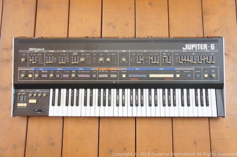 Details about Roland Jupiter-6 Refurbished-Perfect Working OS upgrade Ver 6  #2806**