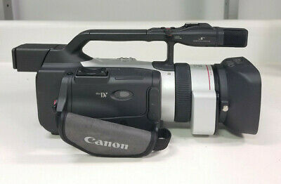 Canon DM-GL2A Mini DV Professional Camcorder Video Camera