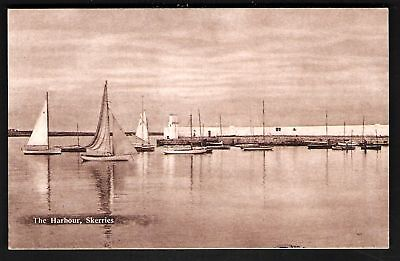 Skerries, Co. Dublin. The Harbour by Murray, Skerries.