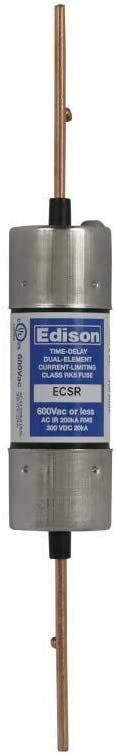 Bussmann ECSR100 100Amp (100A) ECSR 600VAC Time-Delay Pack of 1 Fuses