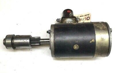 Used Ford 9n 2n 8n Tractor Electric Starter 6 Volt 8n11001 Warranty