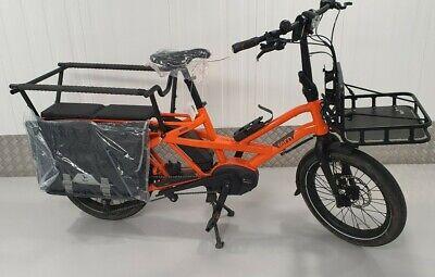 Tern GSD S10 Orange 2019 🌎Worldwide P&P📦📬 RRp £4800+ Plenty of Extras...