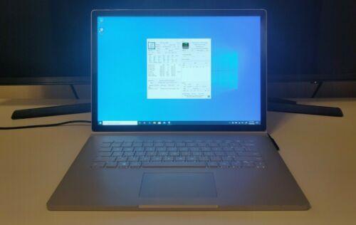 Microsoft Surface Book 2 15 Laptop - I7-8650U/GTX 1060/16GB RAM/1TB NVME SSD - $1,300.00