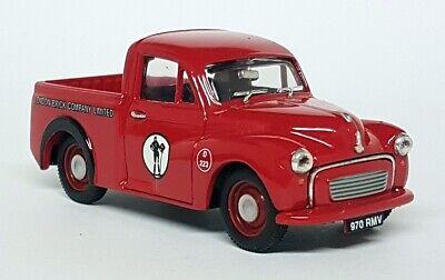 Corgi 1/43 Scale - 96851 Morris 1000 Pick Up Red Brick Co Diecast Model Car