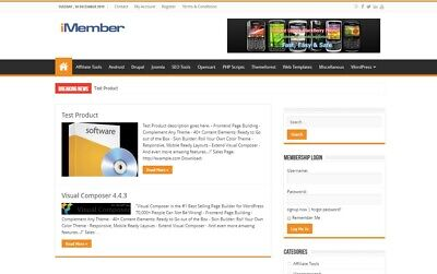 Membership Website - Make Money With Your Own Membership Site Free Hosting