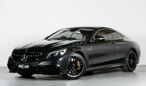 2015 Mercedes-Benz S-Class C217 S63 AMG SPEEDSHIFT MCT Grey 7 Speed Sports Automatic Coupe Moorabbin Kingston Area Preview