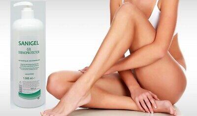 Gel Dermoprotector 1000ml Higiene intima formulado pH fisiológico de 5.5