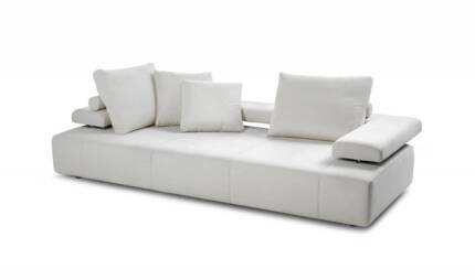 KINGS STRATA SOFA (LEATHER) NEW  - *******GREAT DEAL!!!!!!***** Chatswood Willoughby Area Preview