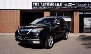 2011 Acura MDX Tech Pkg 7 PASSENGER NO ACCIDENT NAVI BACK-UP DVD