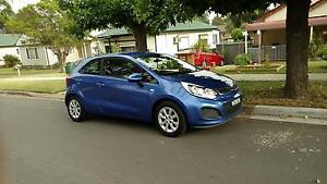 2013 Kia Rio Hatchback St Marys Penrith Area Preview