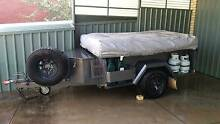 EXCELLENT CONDITION Built Tough OFF ROAD camper trailer. URGENT! Campbelltown Campbelltown Area Preview