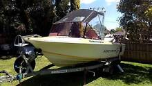 5.4m Seafarer Runabout 120hp Drouin Baw Baw Area Preview
