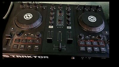 Native Instruments Traktor Kontrol S2 MK1 USB controller Great condition w/cable