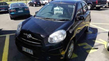 2014 Nissan Micra Hatchback Burnie Burnie Area Preview