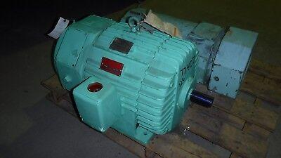 15 Hp Slip Ring General Electric Motor 1200 Rpm 326tz Frame Dp 230460 V
