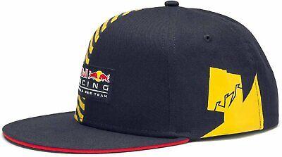 PUMA Red Bull Racing Lifestyle Flat Brim Adjustable Snapback Hat