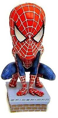 Neca Spiderman Head Knocker Bobble Head Figure - 3-1/2 inches tall