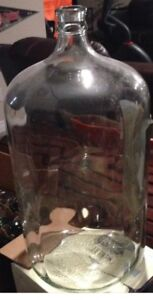 Glass Carboy for wine or beer making