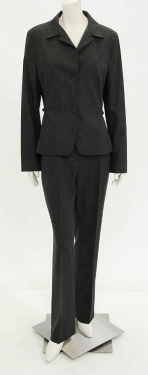 Wool Trouser Suits