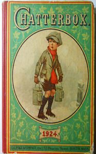 1924 CHATTERBOX HARDCOVER LRG
