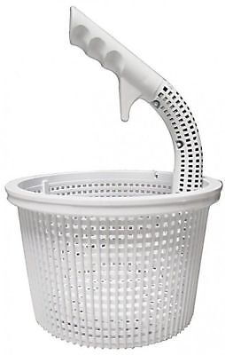 Heavy Duty Pool Skimmer Flow Skim Basket, Handle for Hayward Swimquip Sta-Rite -