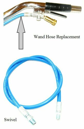 Carpet Cleaning Wand Solution Hose Line Replacement
