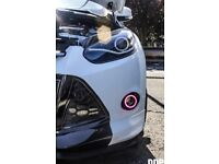 CEUK RGB Halo Fog Lights
