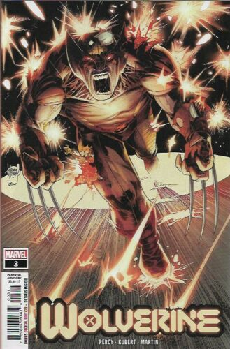WOLVERINE (2020) #3 - New Bagged (S)