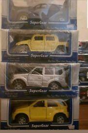 SuperGear Die Cast