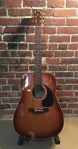 Guitare acoustique Simon & Patrick Vintage Burst Cedar (i013015)