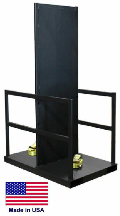 Cylinder Stand Pallet Lp Propane Welding Gases Compressed Air - 12 Tank Cap Fw