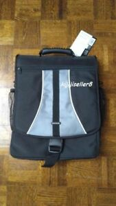Laptop Messenger Bag Converts to Backpack (Brand New)