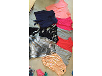 Various tops all size 10