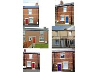 !!! INVESTMENT PROPERTY PORTFOLIO FREEHOLD HOUSE 6 FOR SALE EACH £35,000,EACH INCOME UPTO £5,720