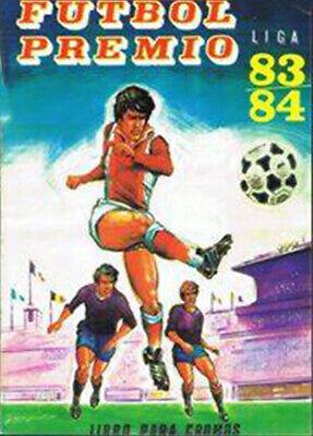 ALBUM CROMOS FUTBOL FACSIMIL 83-84 MAGA,COMPLETO Y NUEVO