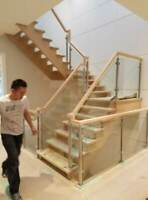 Stairs & Railings in Mississauga