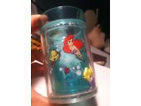 WANTED !1990 Little Mermaid Tumbler
