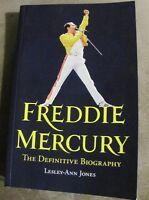 FREDDIE MERCURY BIOGRAPHY BOOK(Flea Market)